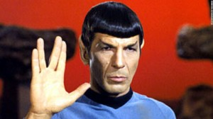 Leonard Nimoy - Live long and prosper