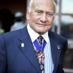 Moonwalker Buzz Aldrin says U.S. taking giant leap backward