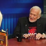 Buzz Aldrin Aims to Get Young People Excited About Exploring Mars