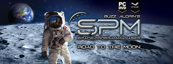Buzz Aldrin's Space Program Manager: Race to the Moon will be released on October 31st 2014 on Steam