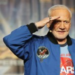 Like the Rest of Us, Buzz Aldrin Wants the Presidential Candidates to Consider Going to Mars