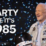 Buzz Aldrin Wins March Madness Challenge