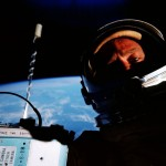 Buzz Aldrin and the Selfie 200 Miles from Earth