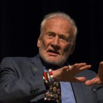 Buzz Aldrin advocates for permanent settlement on Mars