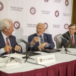 Buzz Aldrin joins university, forming 'master plan' for Mars