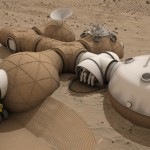 Housing Designs on Mars: 3-D Printing on the Red Planet