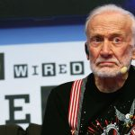 Buzz Aldrin at Wired Next Fext